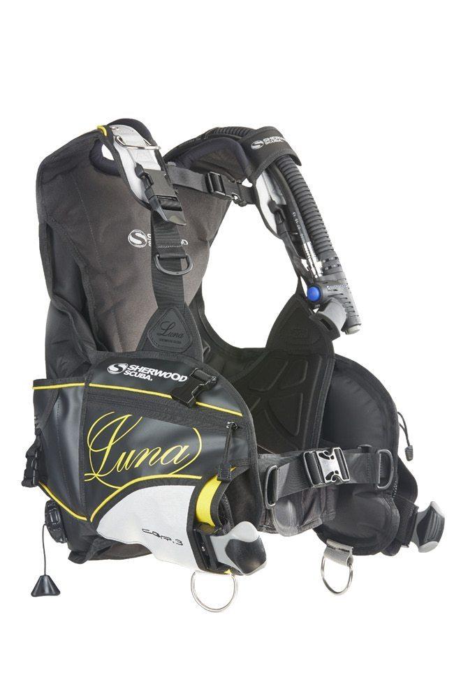 Scuba Diving gear for Aqua Lung's Pro HD