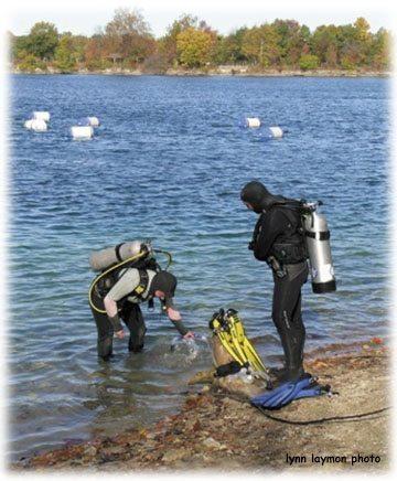 White star quarry scuba diving news gear education - Dive training magazine ...
