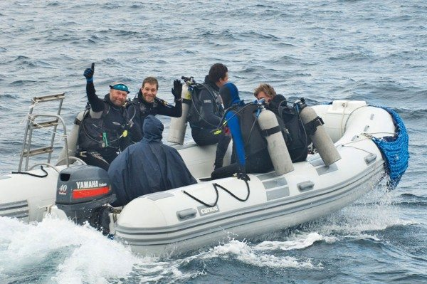 Scuba Diving | Certain Age