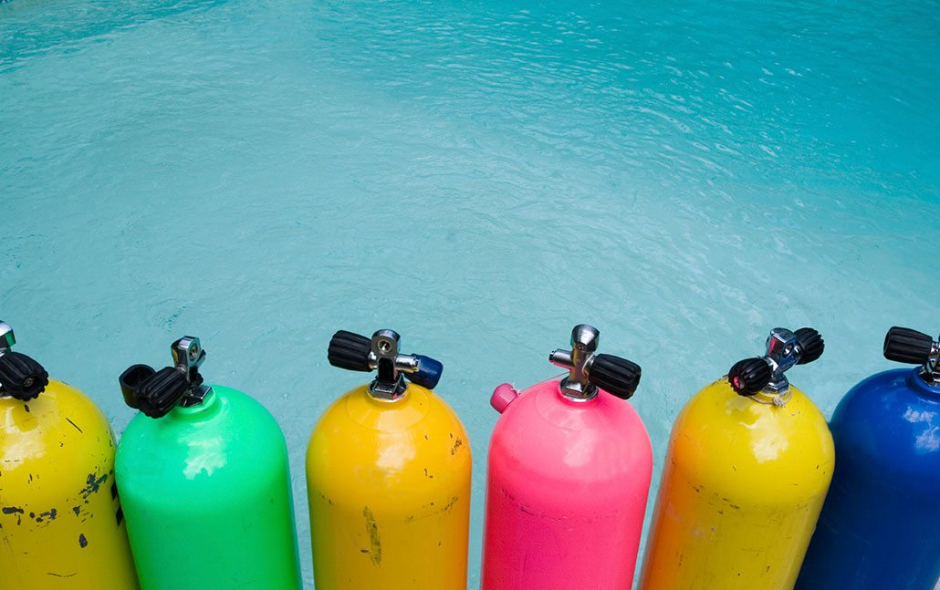 Scuba Diving | Scuba Cylinder