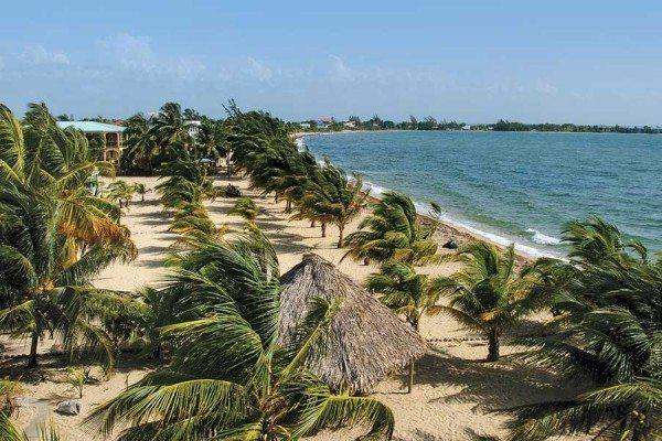 Scuba Diving | Belize beach