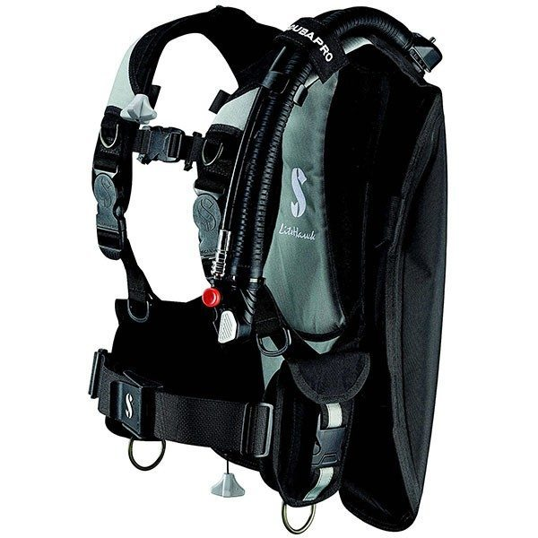 Scuba Diving | ScubaPro Litehawk buoyancy compensator
