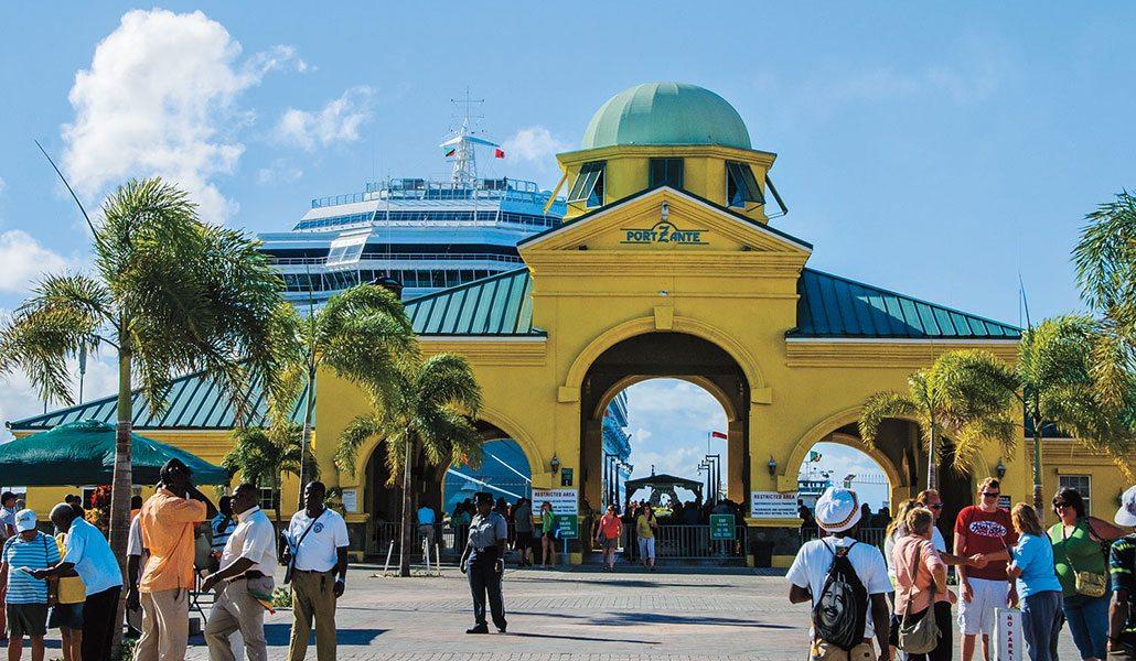 St. Kitts Port Zante