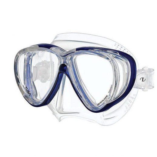 Scuba Diving | TUSA M-41 Freedom Quad Mask