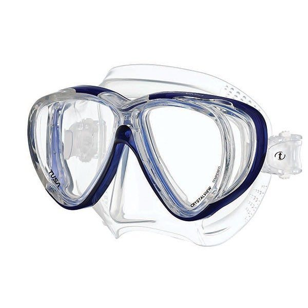 Scuba Diving | TUSA M-41 Freedom Quad Mask