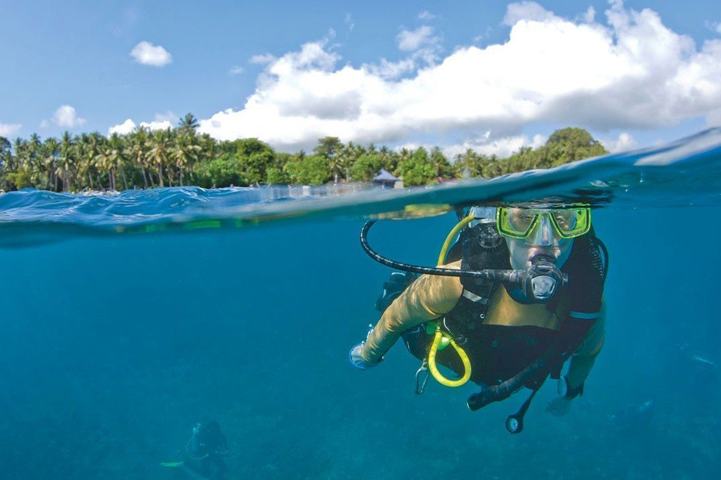Scuba Diving | Try diving