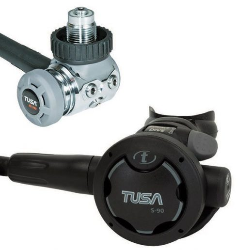 Scuba Diving | TUSA R-700 and S-90