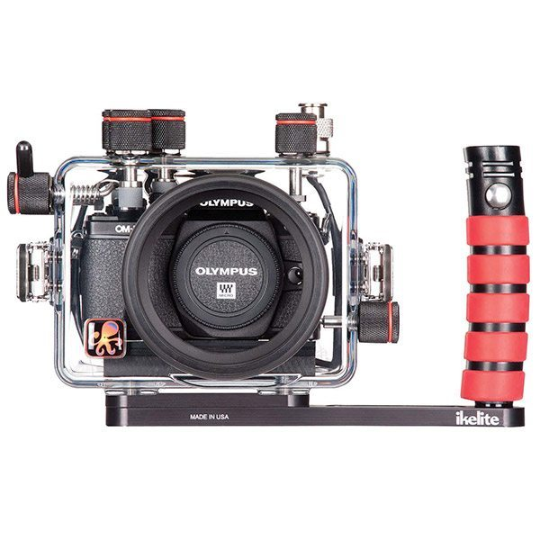 Scuba Diving | Ikelite TTL Housing for Olympus