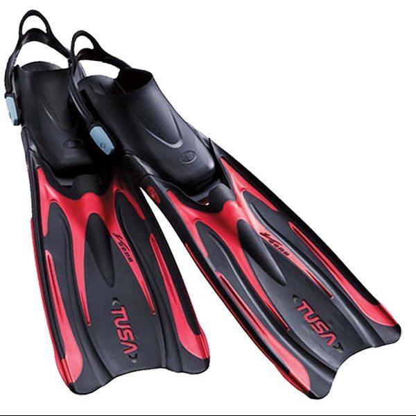 Scuba Diving | Tusa Hyflex Vesna dive fins