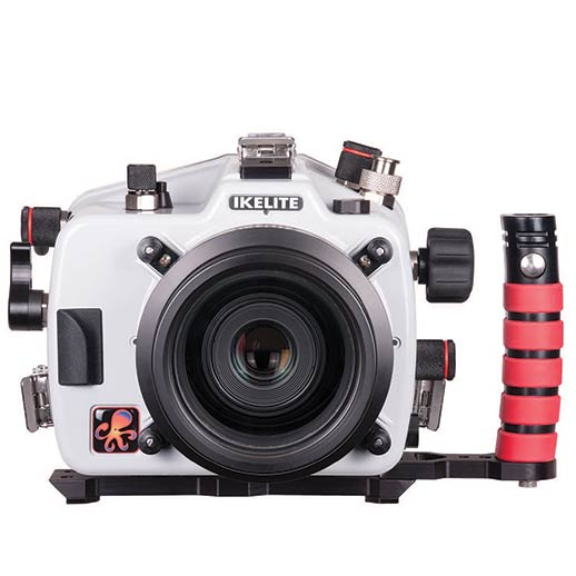 Scuba Diving | Ikelite's Underwater TTL Housing for Canon EOS 80D DSLR Cameras