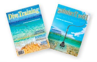 Dive Training Sept-Oct covers