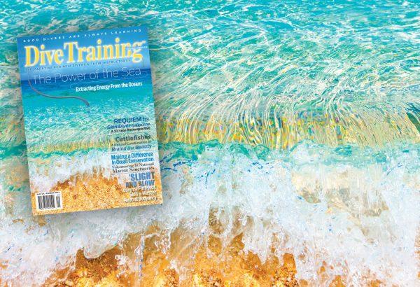 September/October 2016 Dive Training Magazine