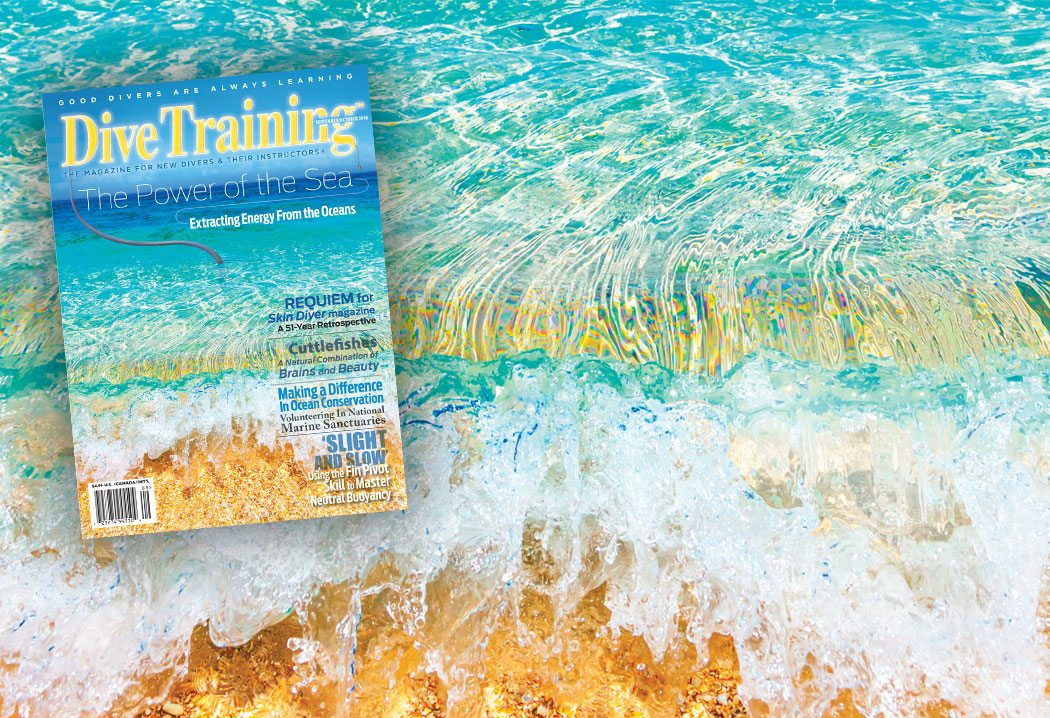 September/October 2016 Dive Training Magazine