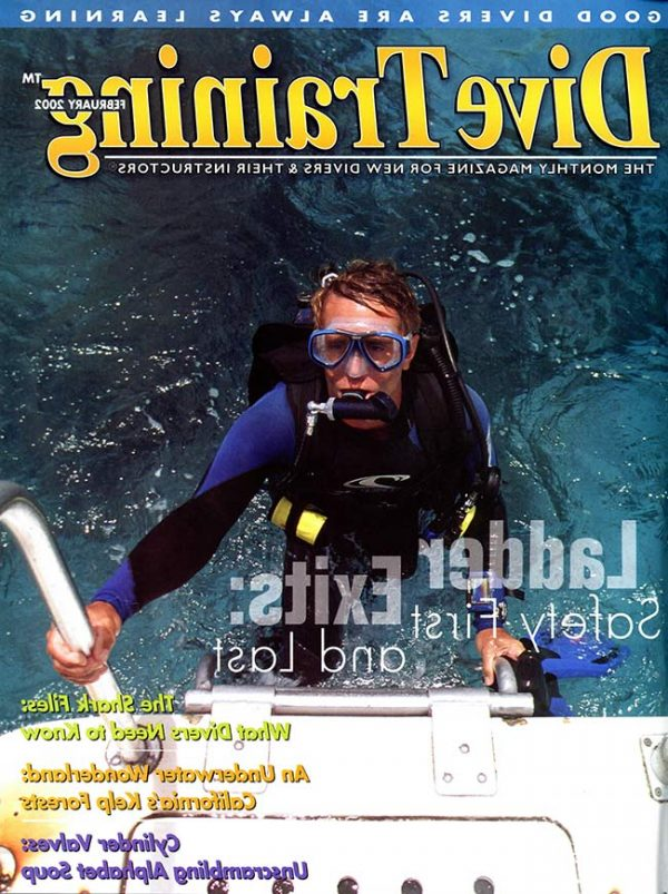 Scuba Diving | Dive Training Magazine, February 2002