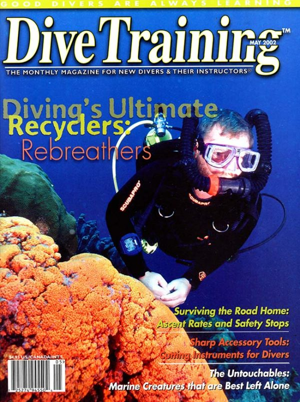 Scuba Diving | Dive Training Magazine, May 2002