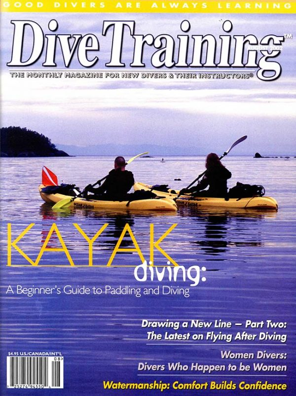 Scuba Diving | Dive Training Magazine, August 2002