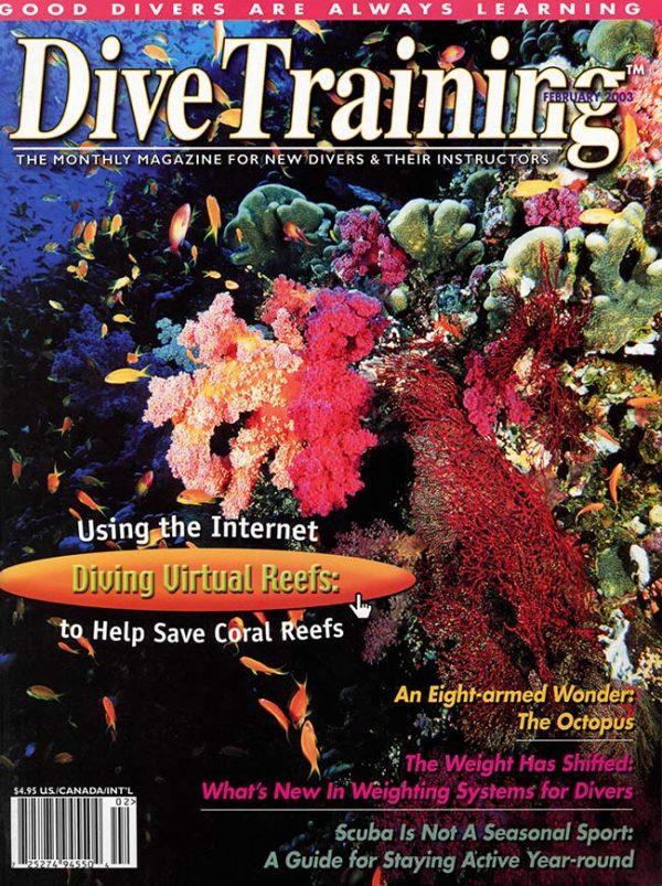Scuba Diving | Dive Training Magazine, February 2003