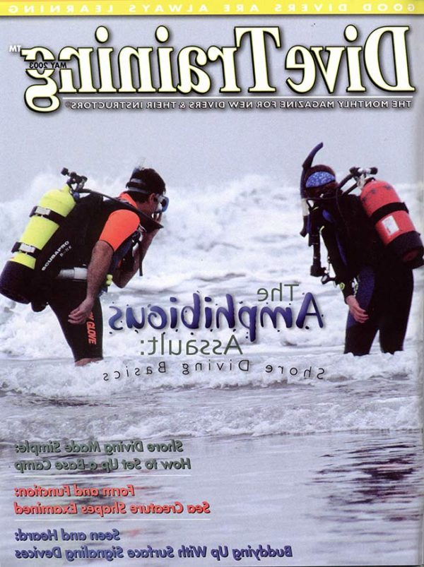 Scuba Diving | Dive Training Magazine, May 2003