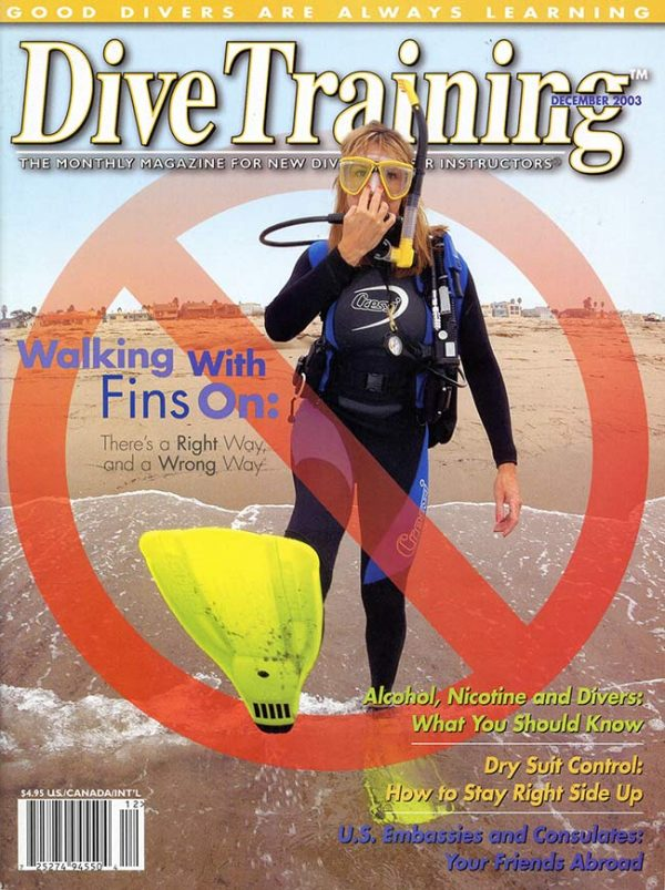 Scuba Diving | Dive Training Magazine, December 2003