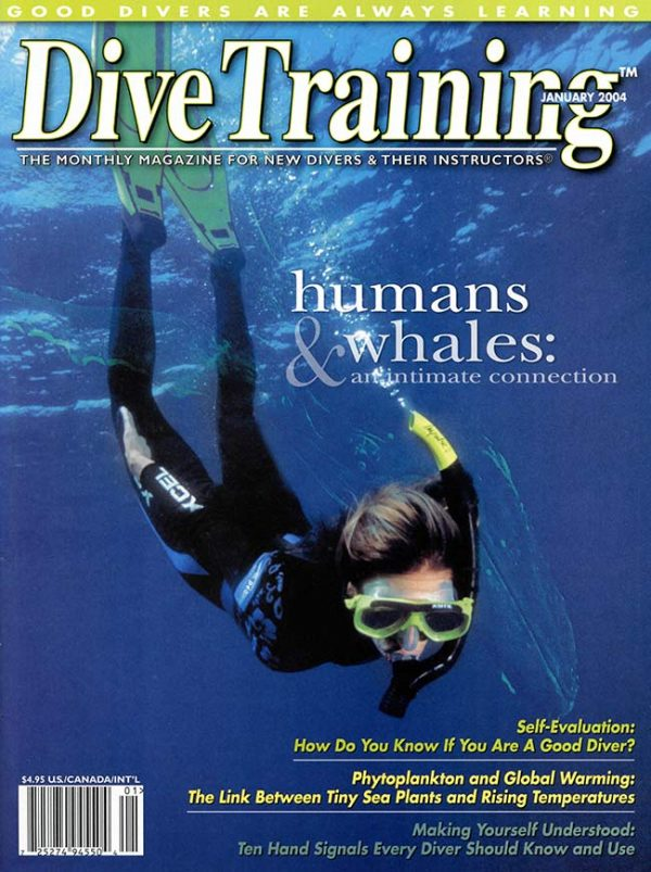 Scuba Diving | Dive Training Magazine, January 2004