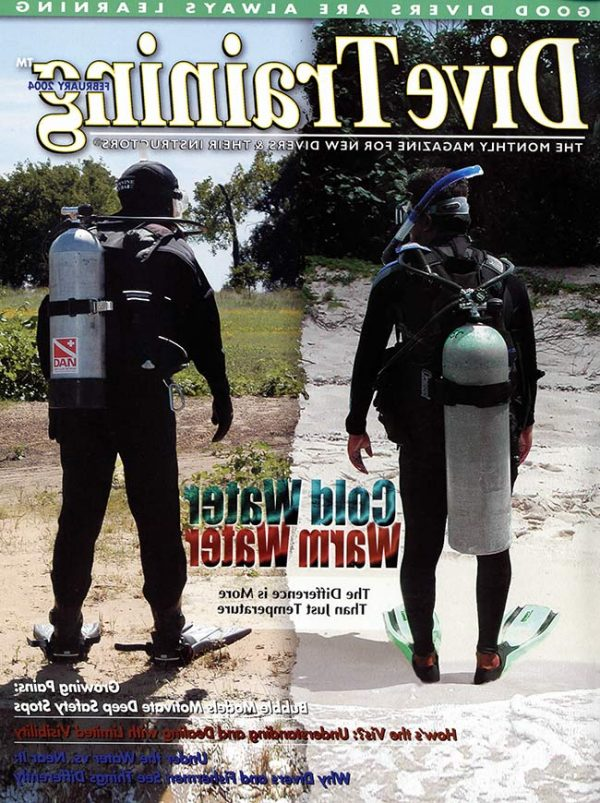 Scuba Diving | Dive Training Magazine, February 2004