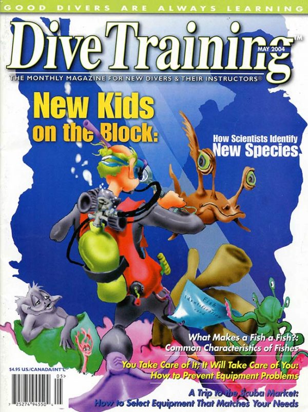 Scuba Diving | Dive Training Magazine, May 2004