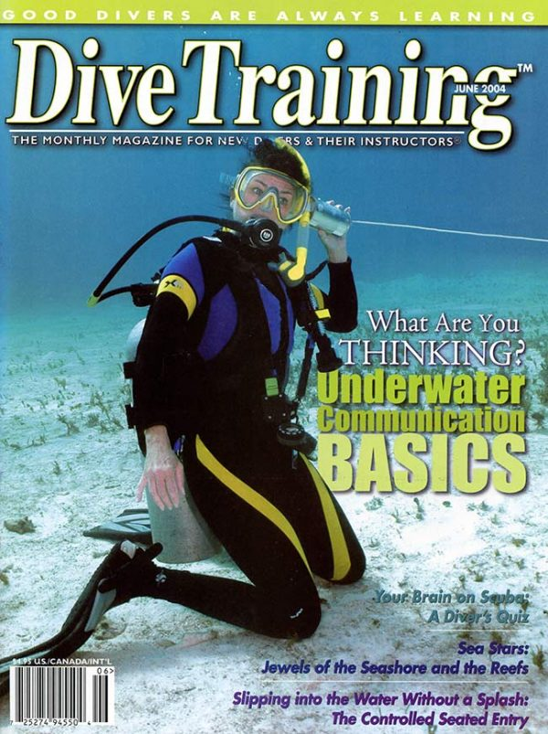 Scuba Diving | Dive Training Magazine, June 2004