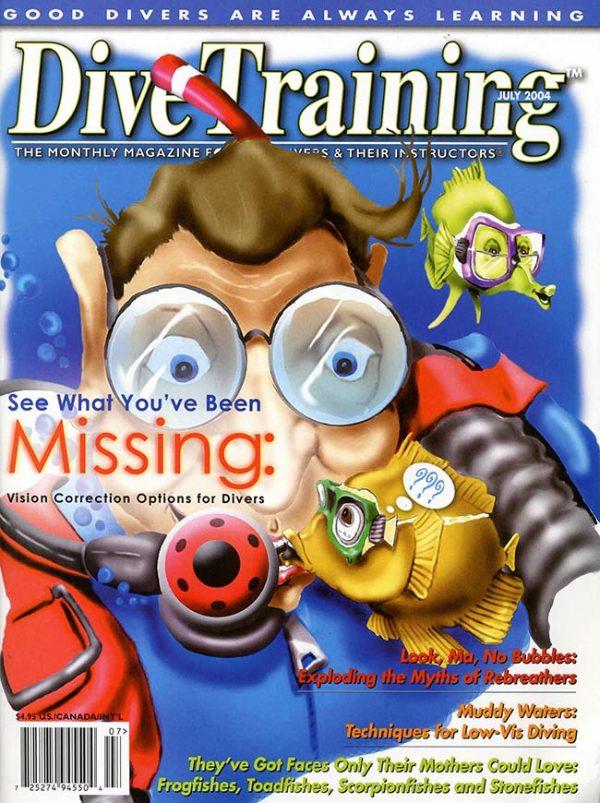 Scuba Diving | Dive Training Magazine, July 2004