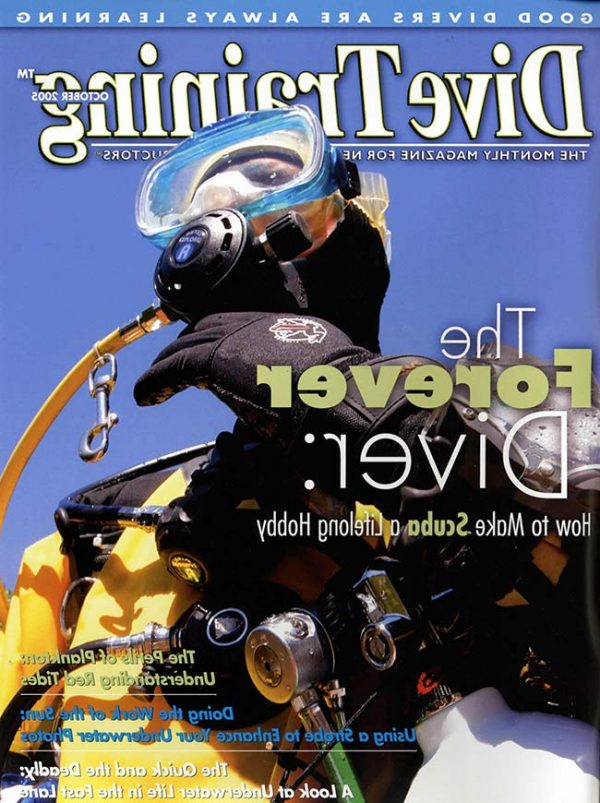 Scuba Diving | Dive Training Magazine, October 2005