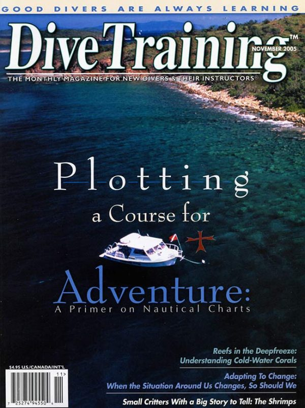 Scuba Diving | Dive Training Magazine, November 2005
