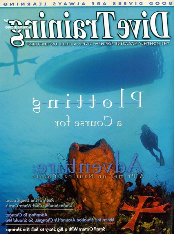 Scuba Diving   Dive Training Magazine, November 2005
