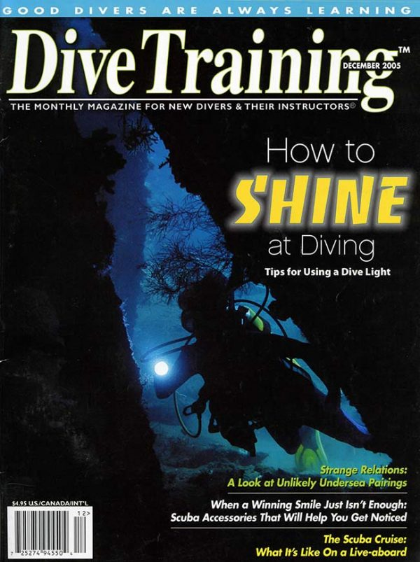 Scuba Diving | Dive Training Magazine, December 2005