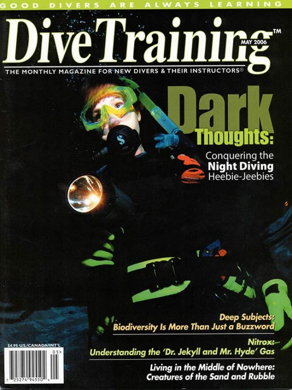 Scuba Diving | Dive Training Magazine, May 2006