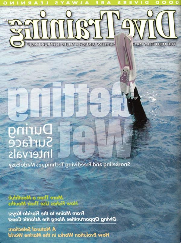 Scuba Diving | Dive Training Magazine, June 2006