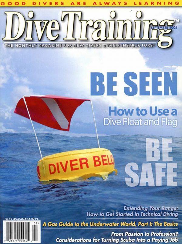 Scuba Diving | Dive Training Magazine, September 2006
