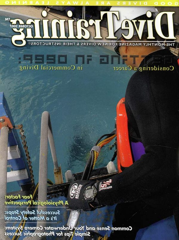 Scuba Diving | Dive Training Magazine, October 2007