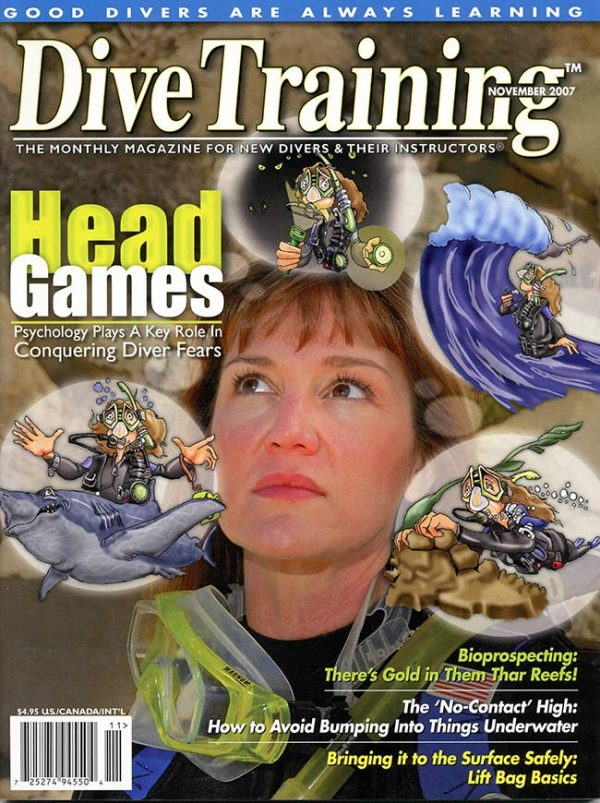 Scuba Diving | Dive Training Magazine, November 2007