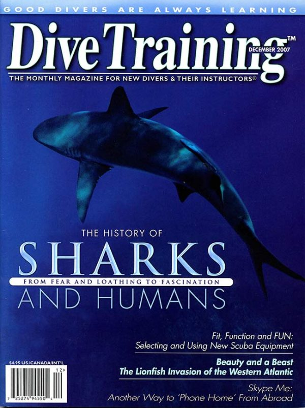 Scuba Diving | Dive Training Magazine, December 2007