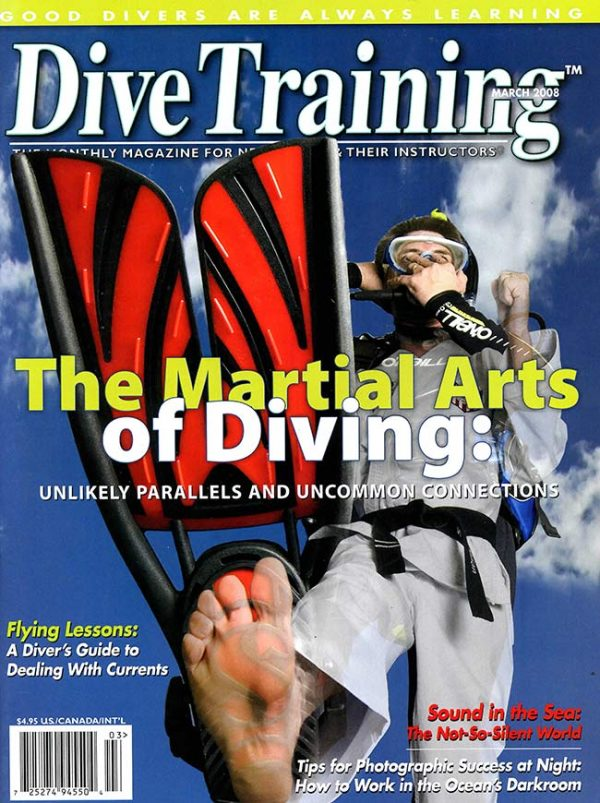 Scuba Diving | Dive Training Magazine, March 2008