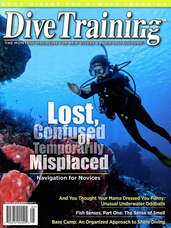 Scuba Diving | Dive Training Magazine, May 2008
