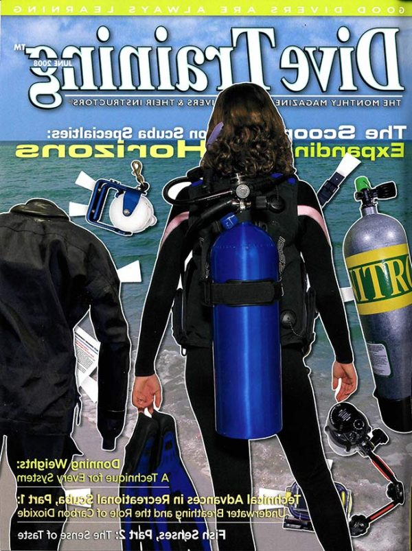 Scuba Diving | Dive Training Magazine, June 2008
