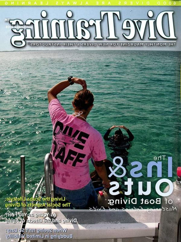 Scuba Diving | Dive Training Magazine, September 2008