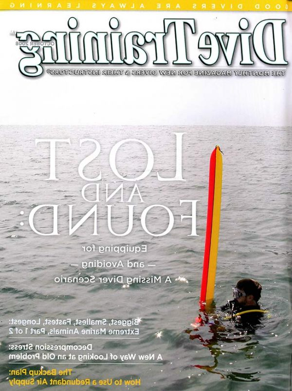 Scuba Diving | Dive Training Magazine, October 2008