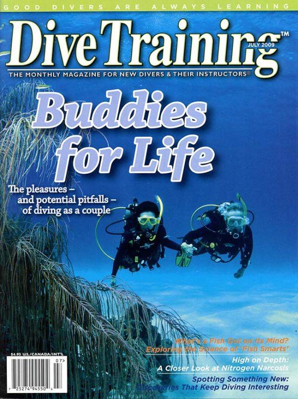 Scuba Diving | Dive Training Magazine, July 2009