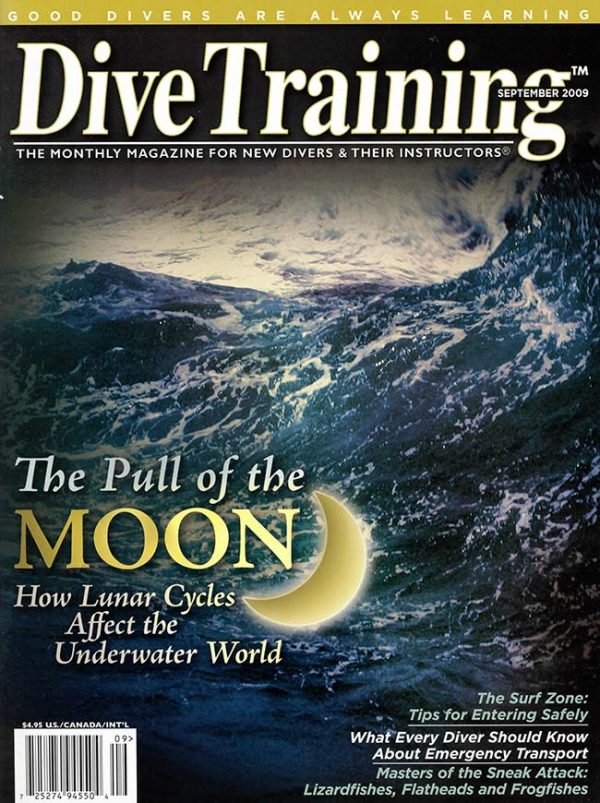 Scuba Diving | Dive Training Magazine, September 2009