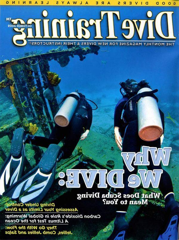 Scuba Diving | Dive Training Magazine, October 2009