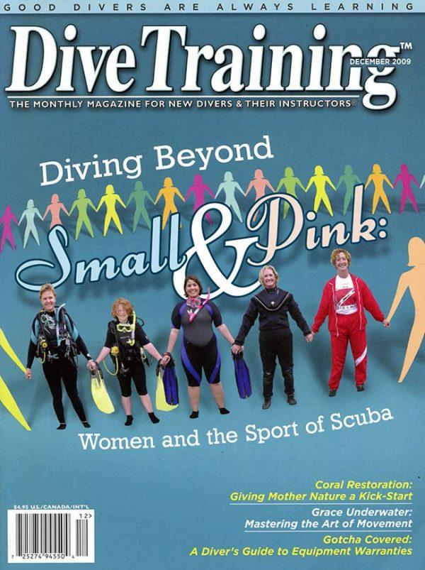 Scuba Diving | Dive Training Magazine, December 2009