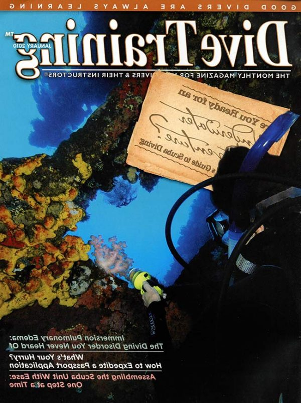 Scuba Diving | Dive Training Magazine, January 2010