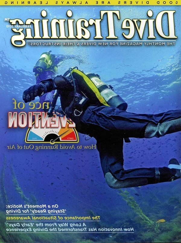 Scuba Diving | Dive Training Magazine, February 2010