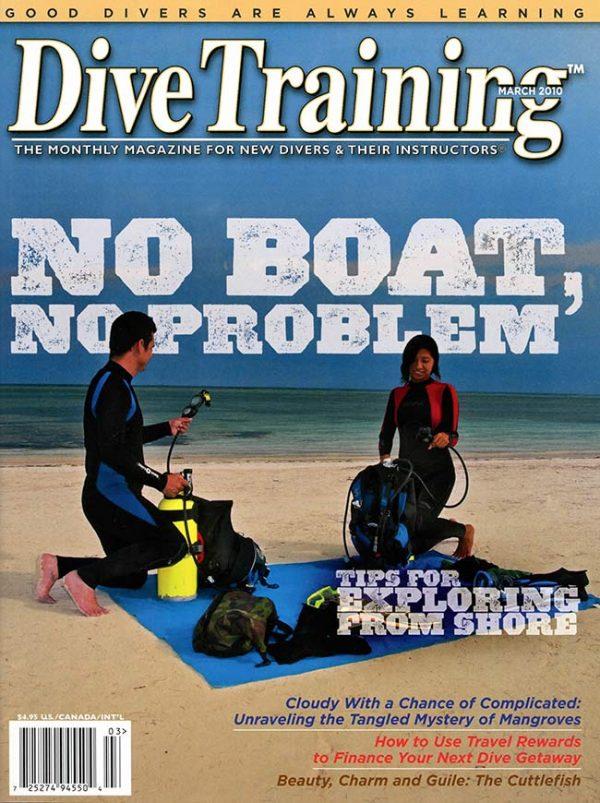 Scuba Diving | Dive Training Magazine, March 2010